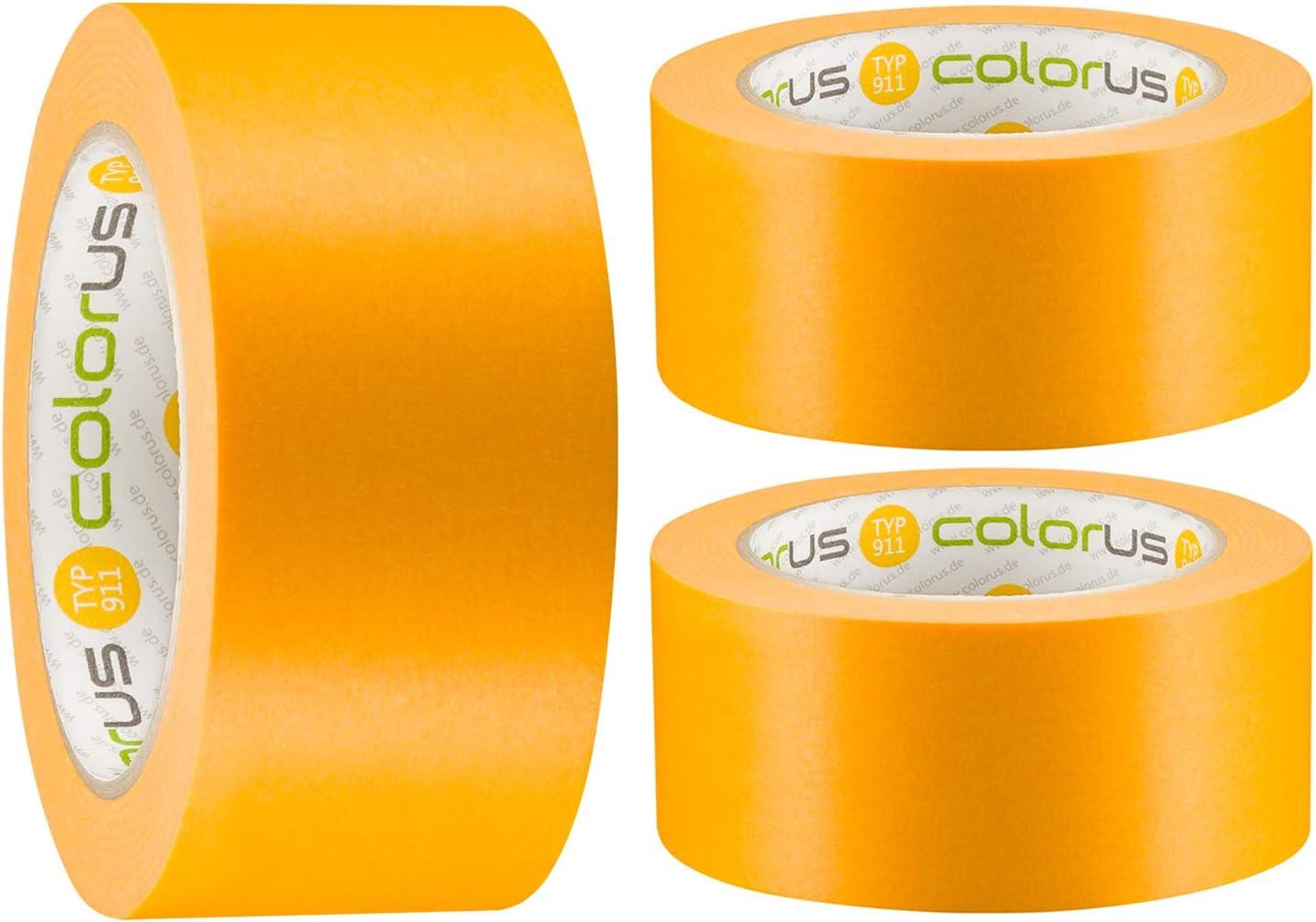 Colorel Fineline Soft Tape Washi UV Klebeband Goldband Malerband Abklebeband 50m