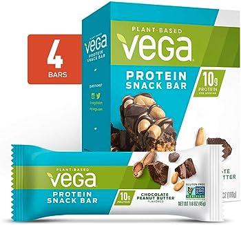4-Pack Vega Protein Snack Bar