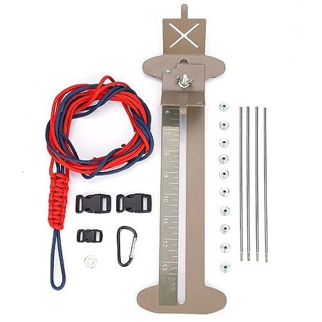 Amazon Com T Best Paracord Bracelet Kit And Jig Set Adjustable
