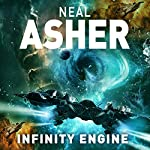 Infinity Engine: Transformation, Book 3 | Neal Asher