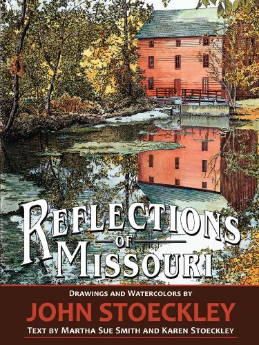 Reflections of Missouri - Elegance Framed