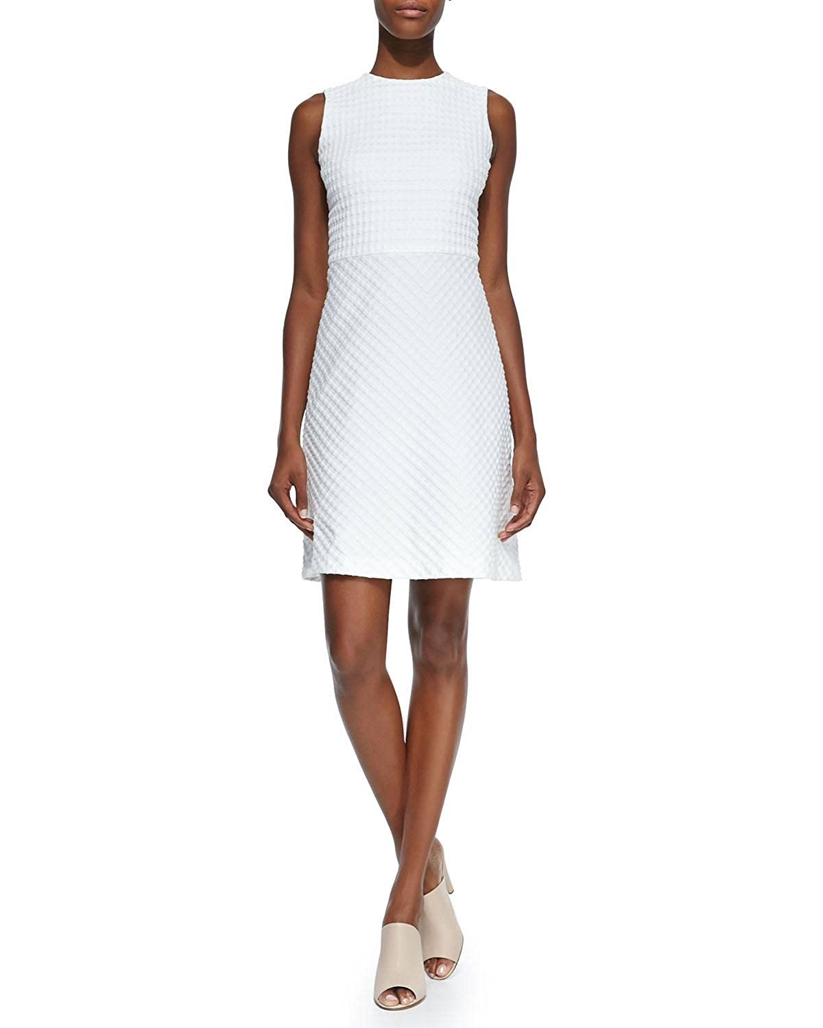 Theory RANEID K. Contextual white dress