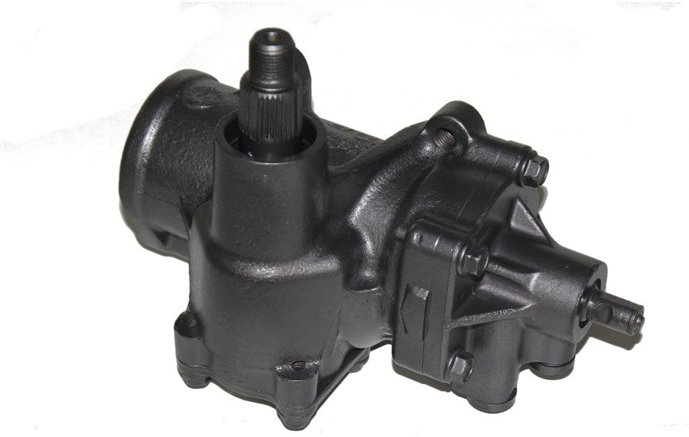 Gear Boxes BuyAutoParts 82-00128R Remanufactured Power Steering ...