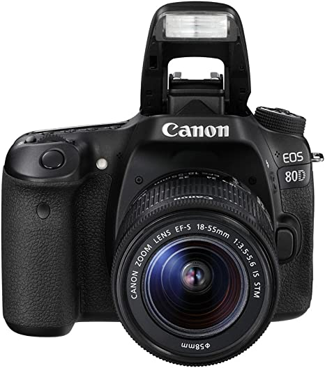 Canon 80D + EF-S 18-135mm IS USM Juego de cámara SLR 24,2 MP CMOS ...