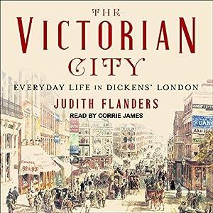 The Victorian City Audiobook