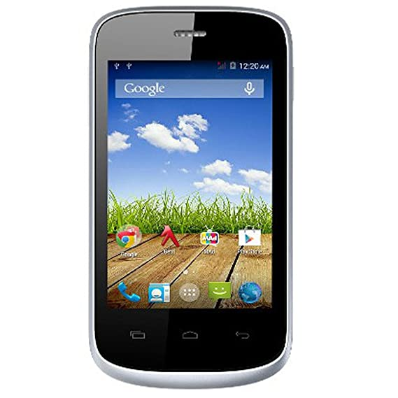 timeless design 7d6df d90fb Micromax Bolt A064 (White)