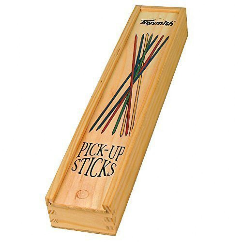 Toysmith 41 Piece Pick Up Sticks Game 2 Pack