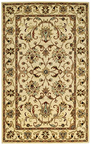 100% Wool Capel Rugs (Capel Rugs Gilded Rectangle Hand Tufted Rug, 2' 6