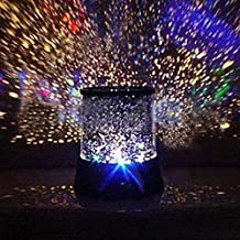[Free Shipping] Amazing Sky Star Cosmos Laser Projector Lamp Night Light // Étoiles du ciel étonnant cosmos projecteur laser lampe nuit lumière