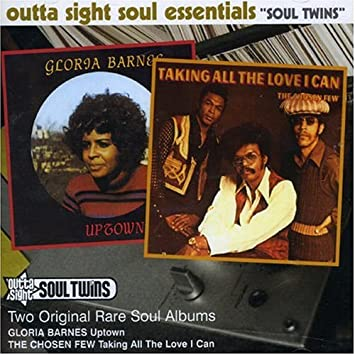 amazon soul twins 2 gloria barnes ヒップホップ 音楽