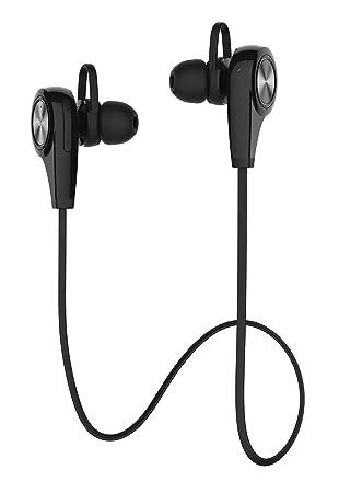 Bluetooth deporte auriculares, Devia Bluetooth inalámbrico auriculares deportivos auriculares con micrófono/apt-x