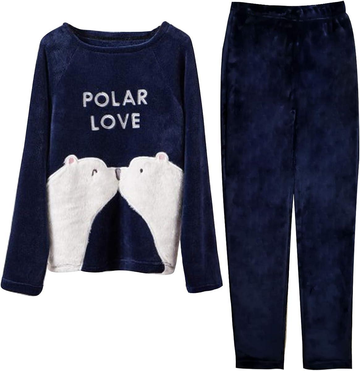 Pigiama invernale caldo per ragazze adolescenti Tween Top e pantaloni lunghi Big Girl Sleepwear GOSO Pigiama da bambina 8 9 10 11 12 13 14 anni