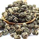 Tealyra - Superfine Jasmine Dragon Pearls - Best Chinese Jasmine Loose Green Tea Leaf - Organically Produced - Pleasant Aroma and Tonic Effect - 110g (4-ounce)