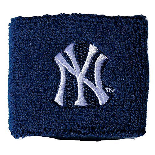 Franklin Sports MLB New York Yankees Wristbands