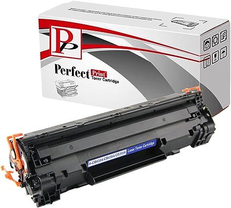 PerfectPrint - CE285A 85A Cartucho de toner compatible para HP ...