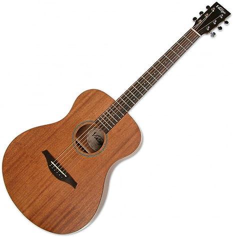 Vintage V300 - Guitarra acústica (madera de caoba): Amazon.es ...