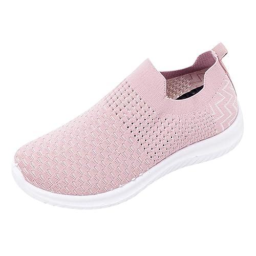 neueste 4e89b 07b2b Damen Wanderschuhe, Selou Bequeme Casual Workout Schuhe für ...