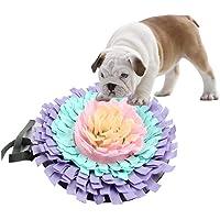 Schnüffelteppich Hunde Hund Riechen Trainieren Schnüffeldecke Fördert Natürliche Nahrungssuche Und Artgerechte Auslastung, Intelligenz-Spielzeug Für Hunde Und Katzen Trainingsmatte Hundespielzeug