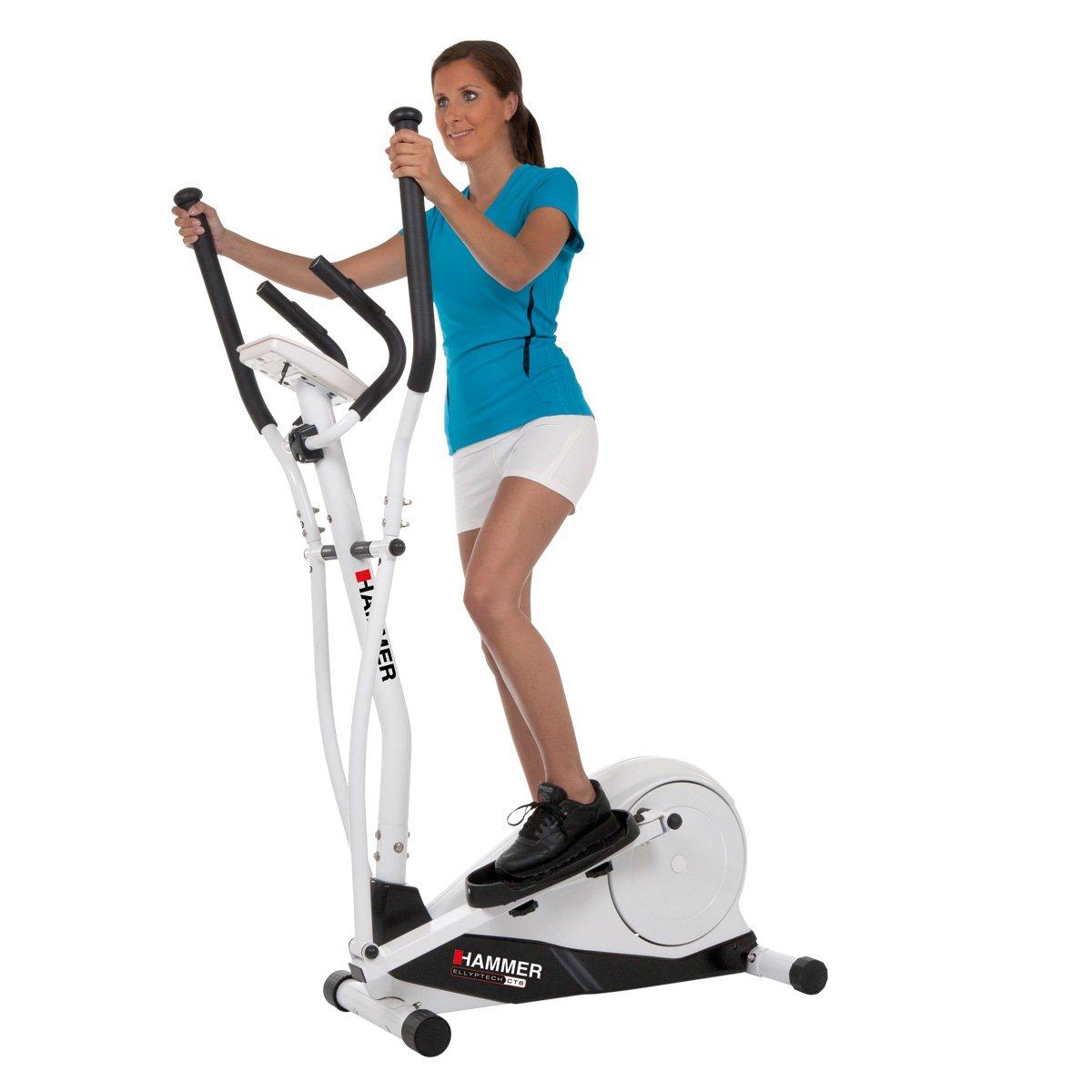 Hammer Bicicleta elíptica Ellyptech CT6: Amazon.es: Deportes y aire libre