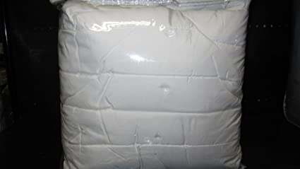 Home Design Waterproof Cal King Cotton Mattress Pad In White
