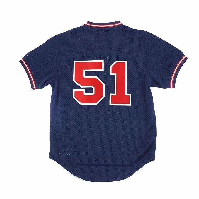 72fc1718 Amazon.com : Mitchell & Ness Willie McGee St. Louis Cardinals MLB ...