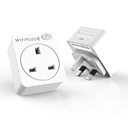 WIFIPLUG HOME - Smart Plug with Apple HomeKit Technology and Energy  Monitoring