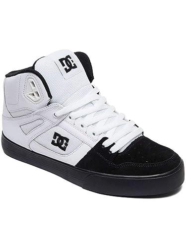 best value 5f53f b8b70 DC Pure HT WC' White/Blue/Black.: DC Shoes: Amazon.it ...