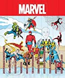 img - for Marvel Famous Firsts: 75th Anniversary Masterworks Slipcase Set book / textbook / text book
