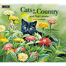 Cats in the Country 2018 Wall Calendar