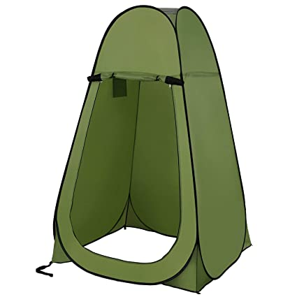 sanniya Pop Up Tent, Cambiador al Aire Libre Portable ...