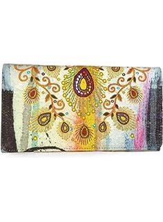 Amazon.com: Papaya Mujer Art accesorios Trifold portafolios ...