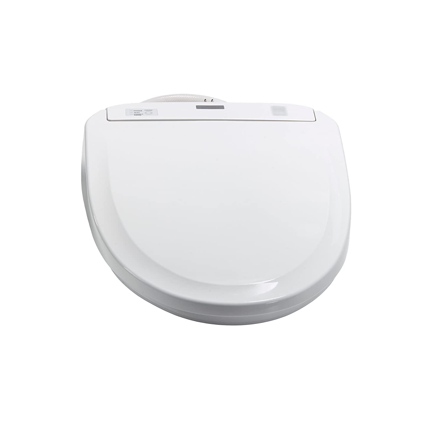Toto SW584#01 Washlet S350e Toilet Seat-Elongated with Ewater Plus ...