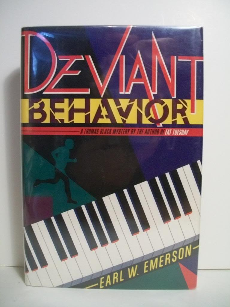 Deviant Behavior, Emerson, Earl W.