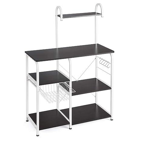 Amazon.com: Mr IRONSTONE - Estante de almacenamiento para ...