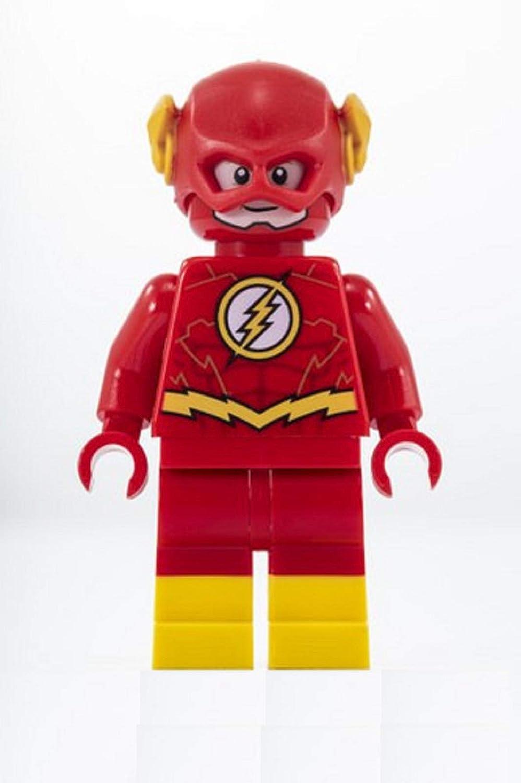 LEGO Superheroes: The Flash Minifig - 2019