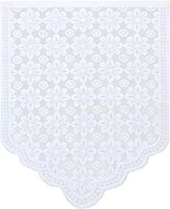 yazi Lace Sofa Back Covers Table Sofa Doily Sofa Throw,Furniture Protector, 25 inch by 29 1/2 inch, Set of 4