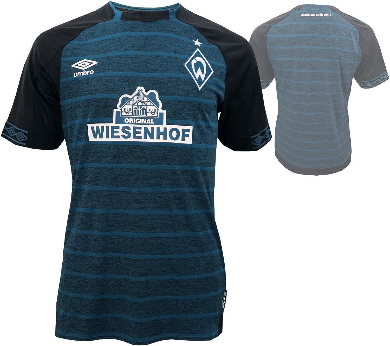 UMBRO Herren Werder Bremen Away Ss Jersey