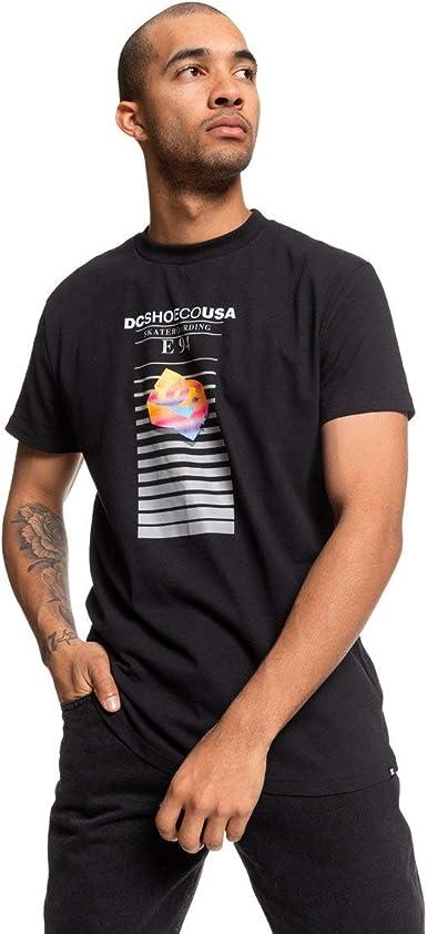DC Shoes Home Video - Camiseta para Hombre EDYZT04032: Amazon.es: Ropa y accesorios