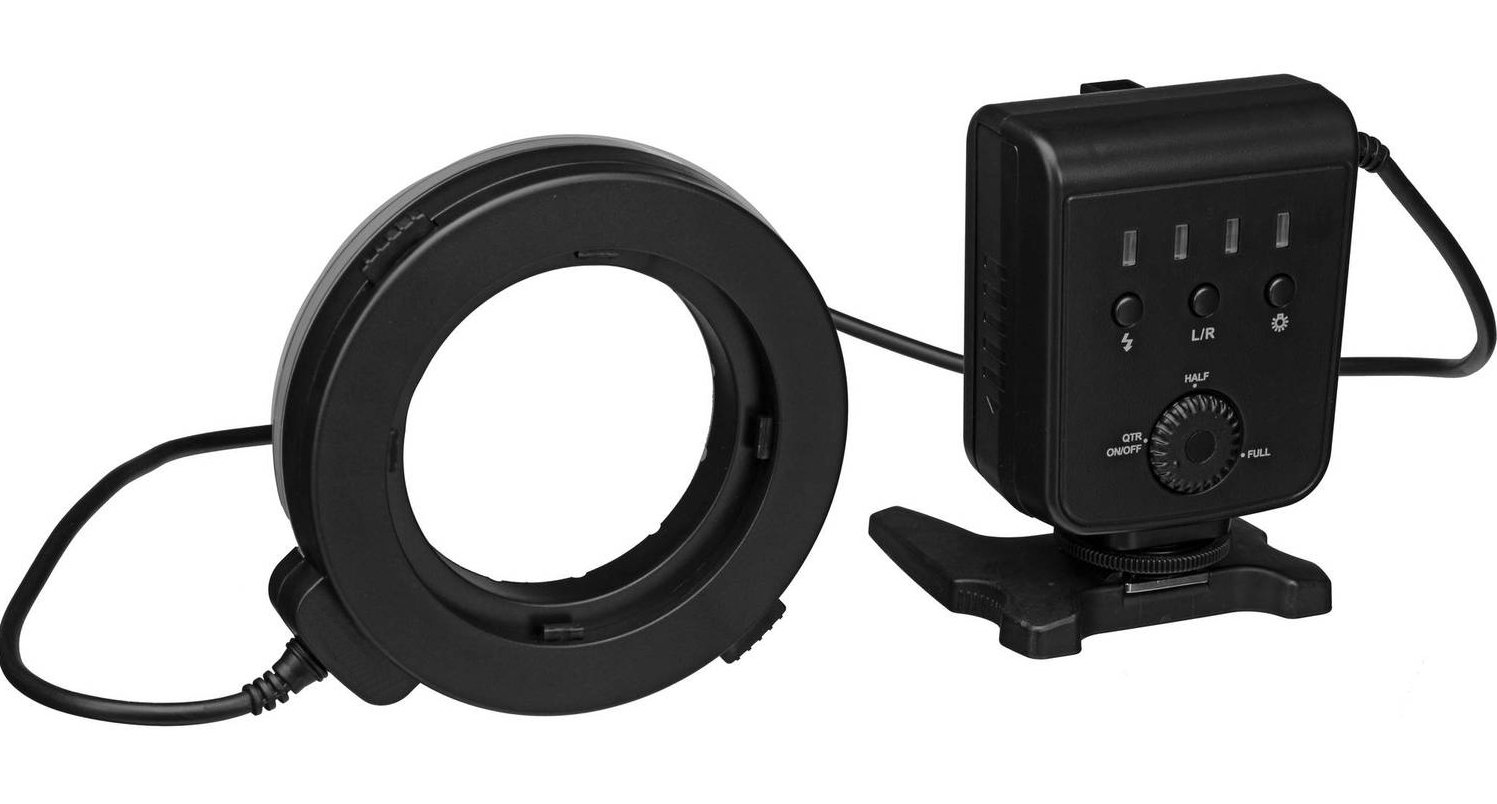 Canon EOS 80D Dual Macro LED Ring Light/Flash (Applicable For All Canon Lenses) by Digital Nc