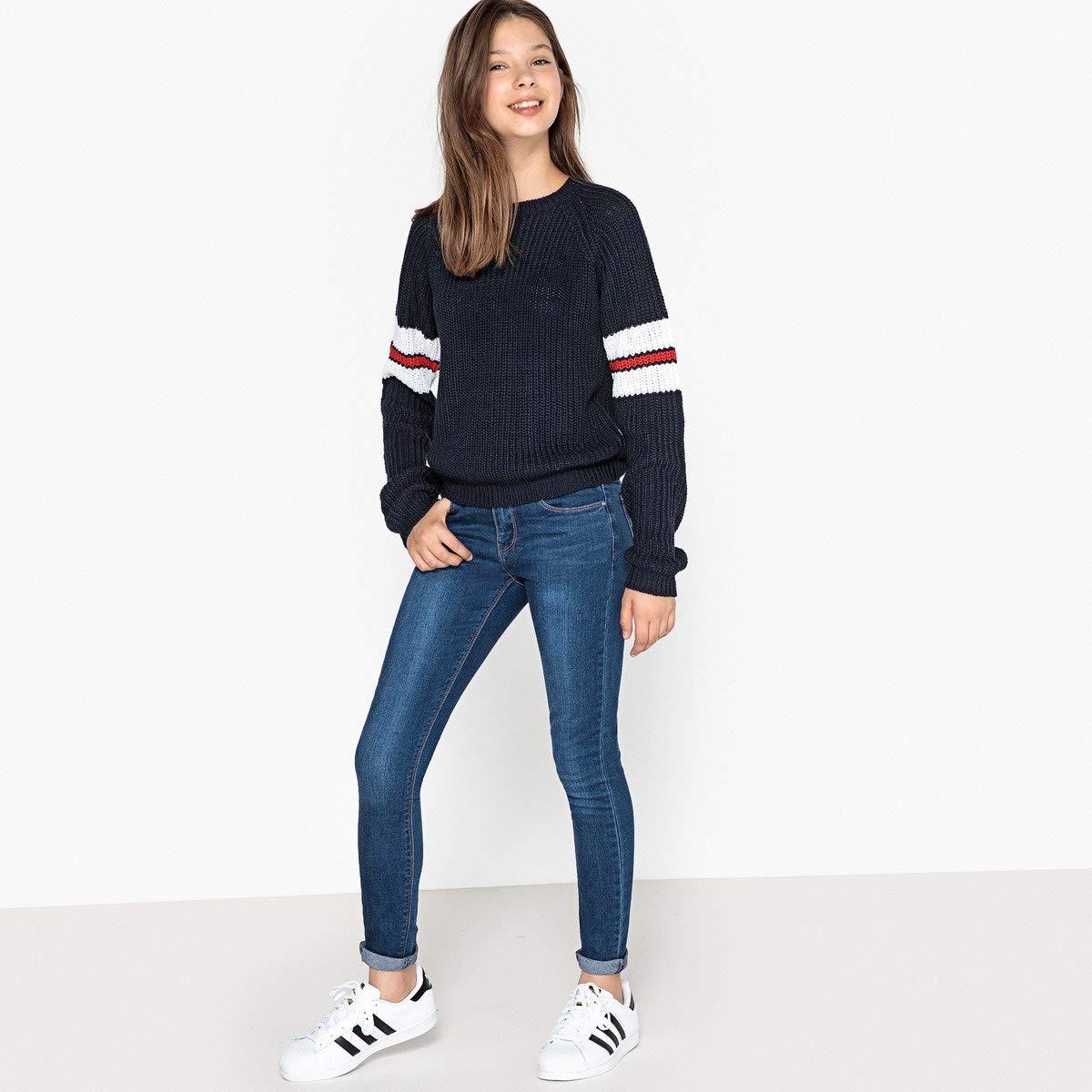 La Redoute Uniross Striped Chunky Knit Jumper//Sweater 10-16 Years