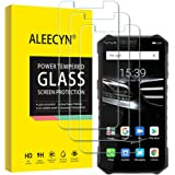 [3 Pack] Compatible with Ulefone Armor 6E Screen Protector, 9H Hardness, High Definition, Bubble Free, Scratch Protection, Case Friendly, Tempered Glass Screen Protector for Ulefone Armor 6E/Ulefone Armor 6S /Armor 6