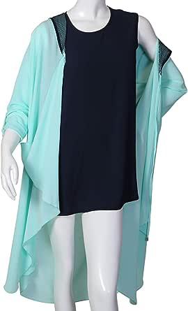 ملابس من قطعتين قبة دائرية -نساء