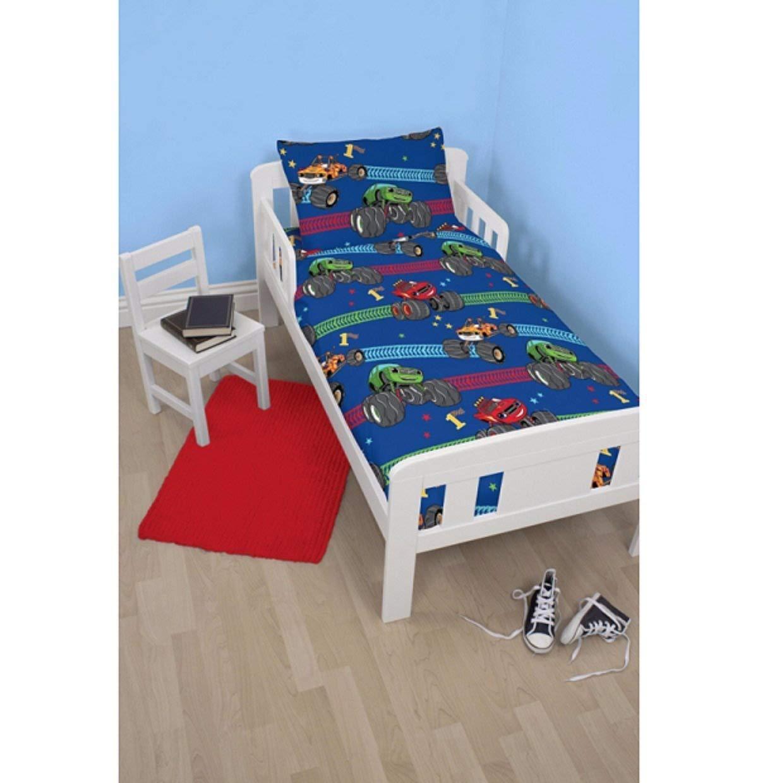 Blaze and the Monster Machines Junior Toddler Duvet set Reversible design Home