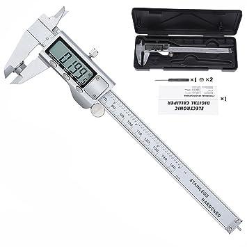 Messchieber Caliper aus Edelstahl Mikrometer Messgerät
