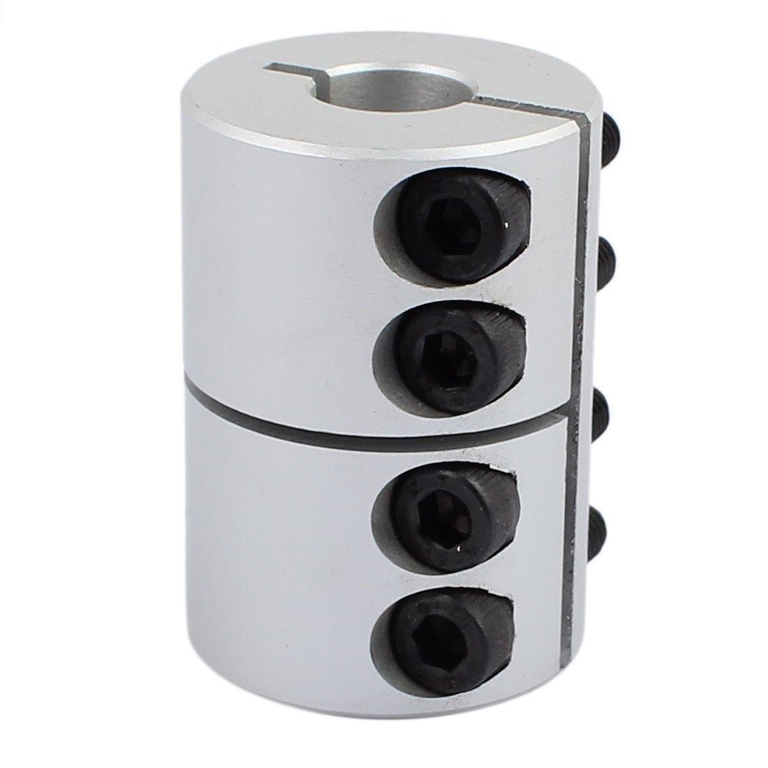 sourcingmap/® Motorwelle 5mm bis 7 mm Gemeinsame Helical Strahl Kupplung Kupplung 20 mm Durchmesser 25 mm L/änge DE de