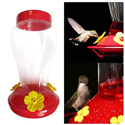 Amazon com: Sodoop Hummingbird Feeder Wide Mouth Waist 3