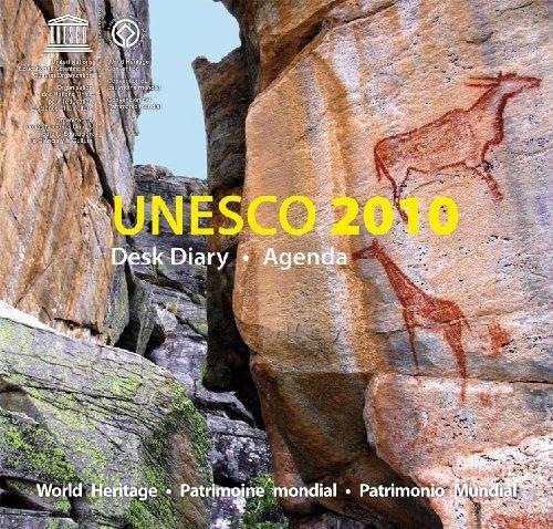 UNESCO World Heritage Desk Diary 2010