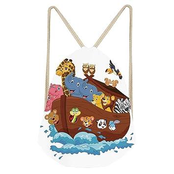 Amazon.com: Noahs Ark,Noahs Ark búho mascota conejo ratón ...