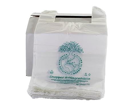 500 x Mini bolsas para la compra biodegradables y ...