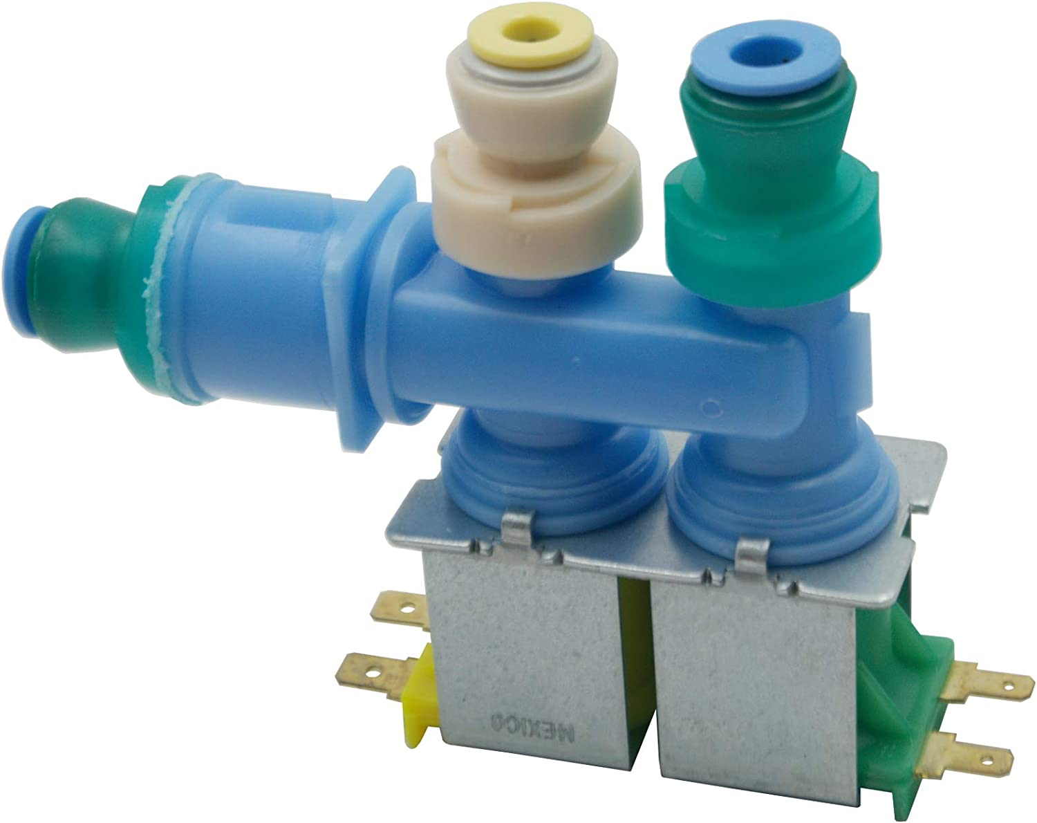 Supplying Demand W11043013 Refrigerator Water Inlet Valve Replaces W10913947, AP6041509